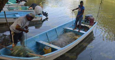 Timan a pescadores
