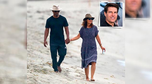 Tom Cruise Traicionado Relación Katie Holmes Jamie Foxx