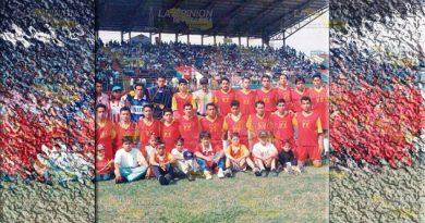 Torneo de futbol de los barrios 2017 Va por mi barrio