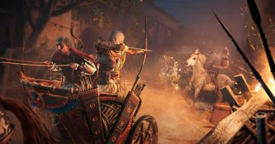 Ubisoft colaboró con la NASA para Assassin's Creed Origins