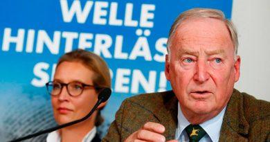 Ultraderecha alemana declara la guerra al islam