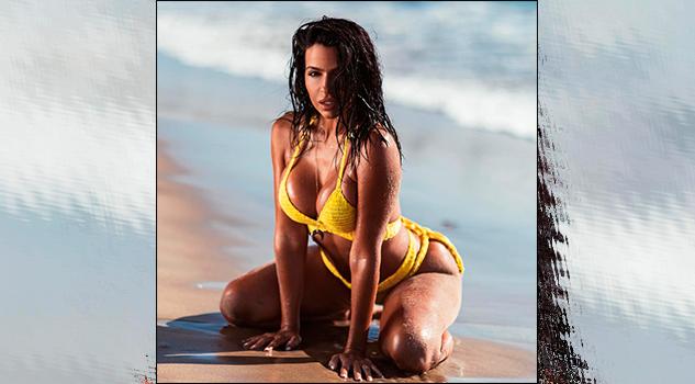 Vida Guerra: Esta bella cubana es nuestra modelo del día ...
