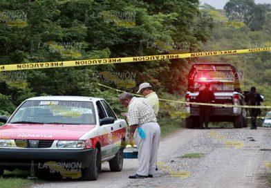 Taxista sobrevive a atentado