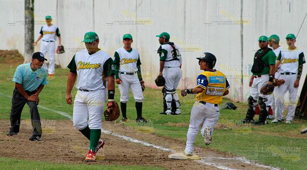 Galería: Chileros vence a Papanes