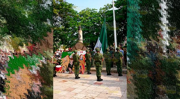 inició el desfile cívico militar4