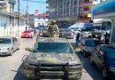 Sismo: Personal militar sale a las calles a realizar recorridos