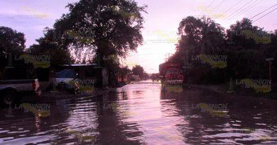 Escurrimientos Arroyo Estero Ídolo