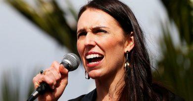 37 Años Primera Ministra Joven Nueva Zelandia