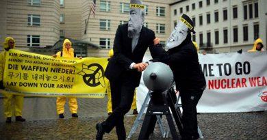 Activistas contra las armas nucleares ganan el Nobel de la Paz 2017