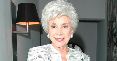 Actriz Evangelina Elizondo Fallece