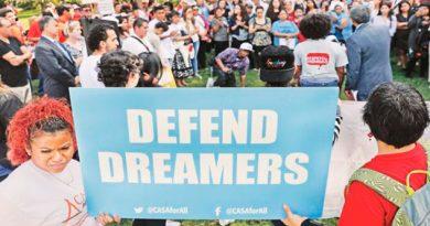 Alcaldes EU Piden Leyes Dreamers