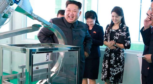 Alerta Provocaciones Corea Norte