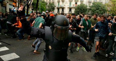 Alistan Huelga General Apoyo Referéndum Catalán