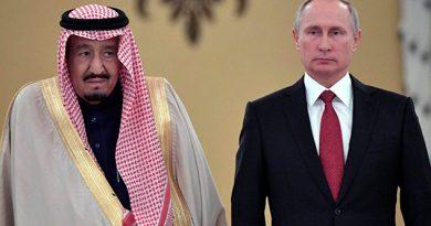 Arabia Saudía Pacta Compra Armas Rusia