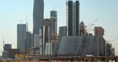 Arabia Saudita Construir Mega Ciudad