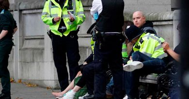 Atropellamiento Londres Varios Heridos
