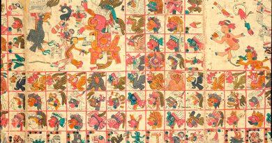 Códices mexicanos llegan a la Galería Nacional de Costa Rica