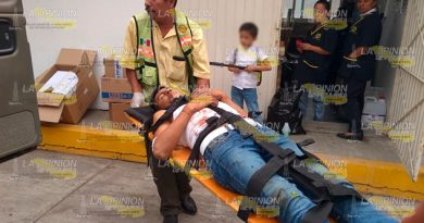 Campesino Ingresa Emergencia Hospital