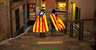 Cataluña declararía su independencia después de la sesión del parlamento el lunes