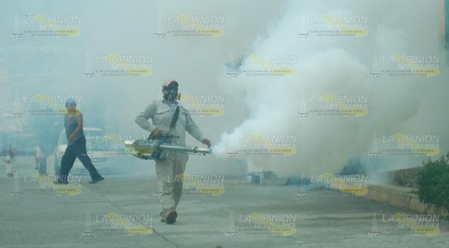 Cerco Sanitario Dengue