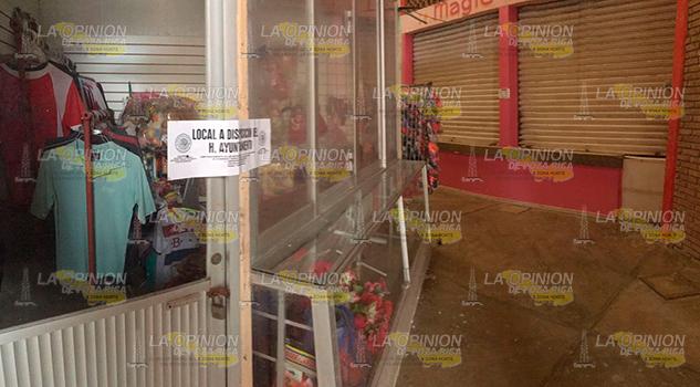 Comerciantes Acusan Ayuntamiento Actuar Ilegalmente