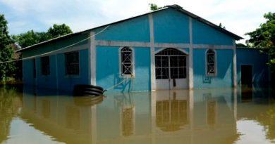 Comunidades Sur Días Bajo Agua