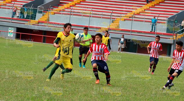 Contreras Juvenil Sub 17 Barrios