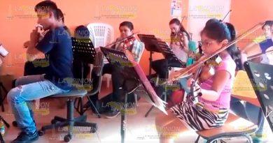 Debutará Orquesta Infantil
