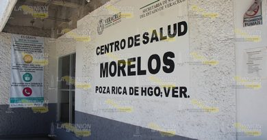Denuncian Maltrato Centro Salud