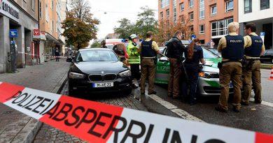 Detienen Hombre Herir Personas Múnich