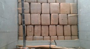 Detienen 2 Minatitlán Transportaban Kilogramos Marihuana