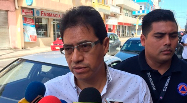 Edificios Riesgo Colapsar Centro Veracruz INAH
