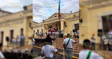 Estudiantes Conmemoran Día Naciones Unidas