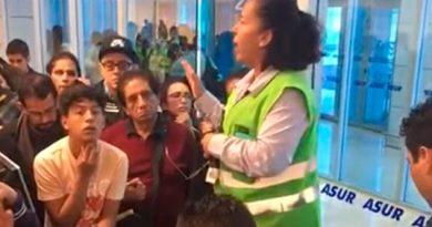 Falsa Alamar Provocó Avión Aterrizar Emergencia Veracruz