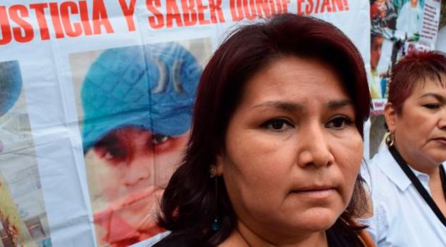 Fiscal no hace nada por nosotros familiares de jóvenes desaparecidos