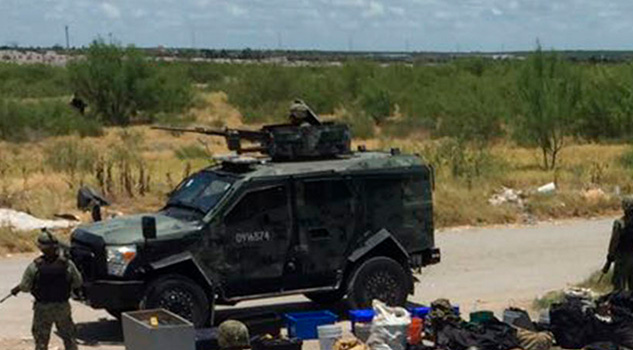 Formal Prisión Funcionarios PGJ Tamaulipas