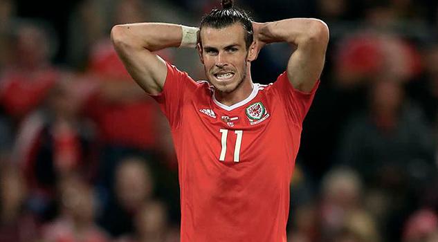 Gareth Bale no estará en el