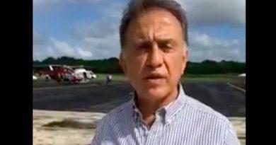Gobierno Atiende Inundaciones Minatitlán Coatzacoalcos