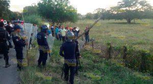 Desalojan Grupo Campesino Linda Vista Invasor Predio