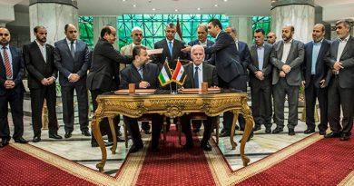 Hamas Pacta Entregar Fatah Control Fronteras Administración Gaza