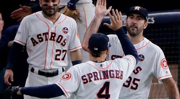 Houston Vence Yankees Forza Séptimo Juego