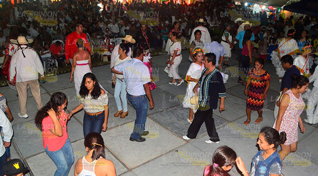 Inicio Sexto Festival Huapango