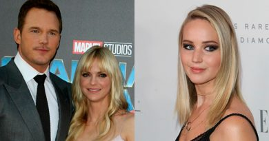 Jennifer Lawrences Tuvo Ver Divorcio Chris Pratt Anna Faris