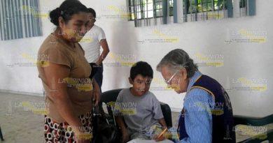 Jornada Médica Beneficia Personas