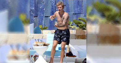 Justin Bieber Fin Semana Cabos