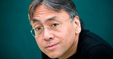 Kazuo Ishiguro gana el Premio Nobel de Literatura 2017