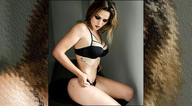 Kerenina: Nuestra modelo del día es una chica inquieta y traviesa