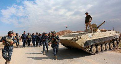 Kurdistán Teme Ataque Ejército Iraquí Kirkuk