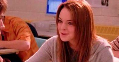 Lindsay Lohan extraña demasiado Mean Girls y esto lo demuestra