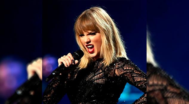 Más Atrevida Nunca Taylor Swift Poco Imaginación